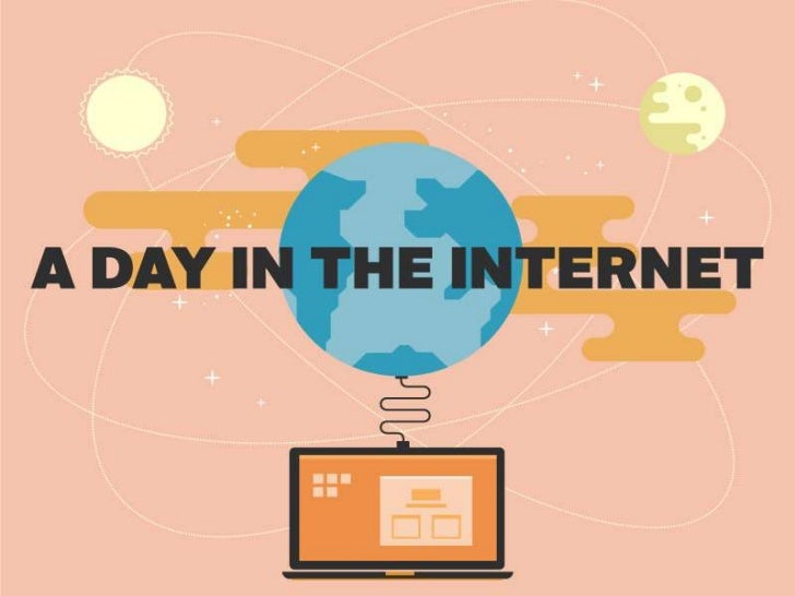 A Day on the Internet