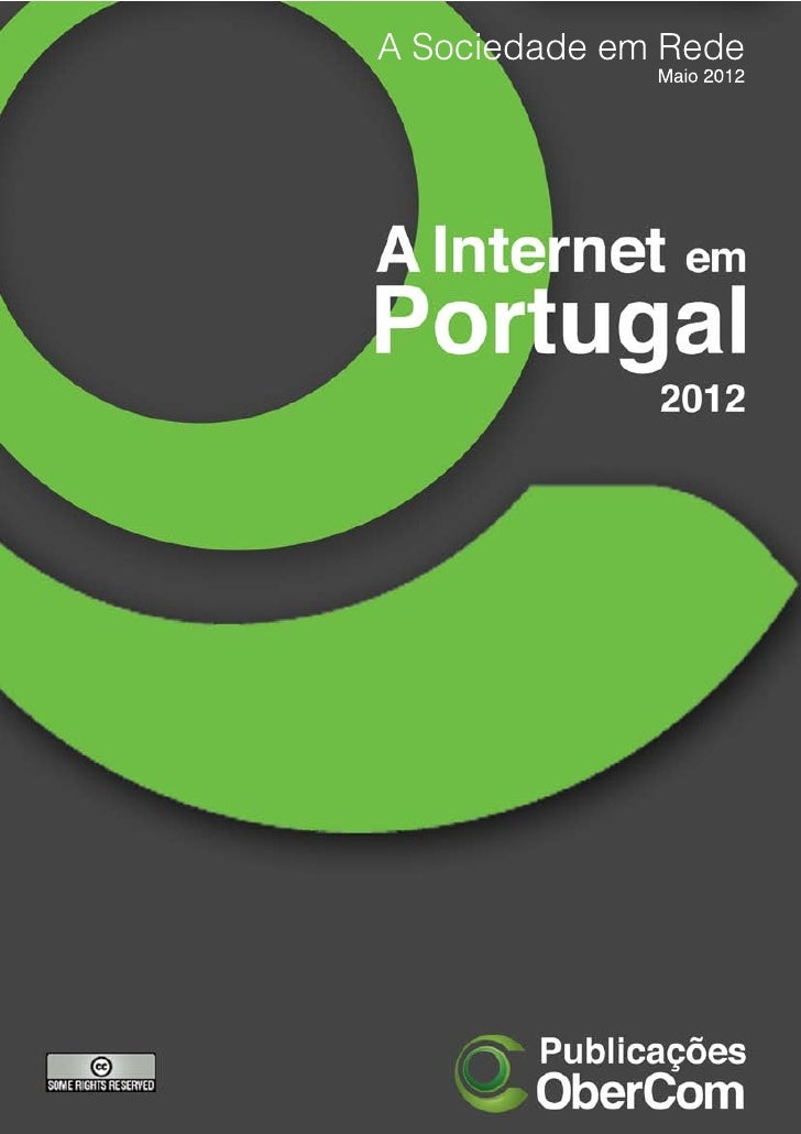 Internet em portugal 2012