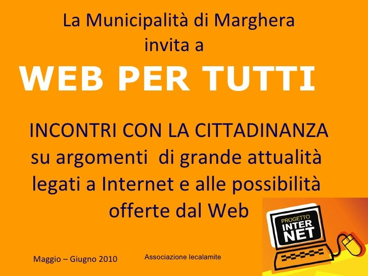 Internet e sicurezza