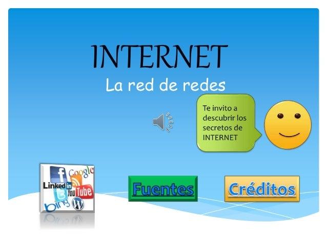 INTERNET La red de redes