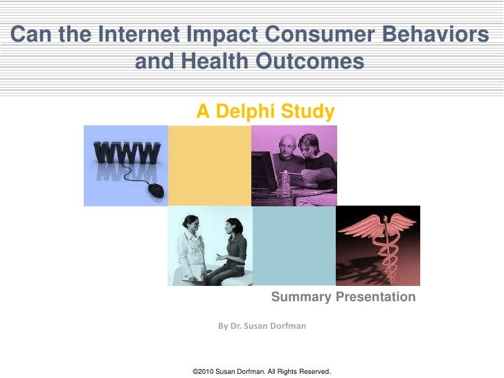 Internet and Its Impact On Health