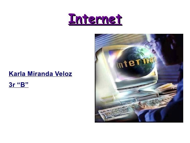 Internet Karla