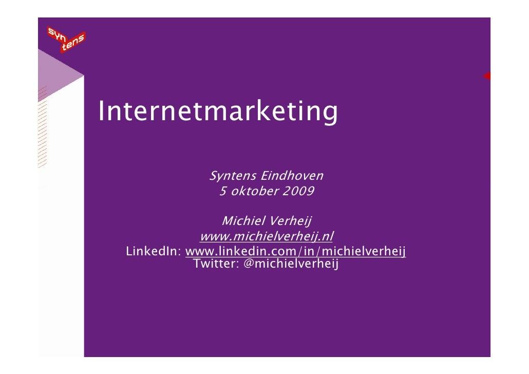 Internetmarketing