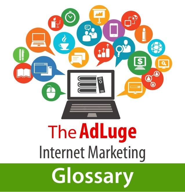 TheAdLugeInternet MarketingGlossary