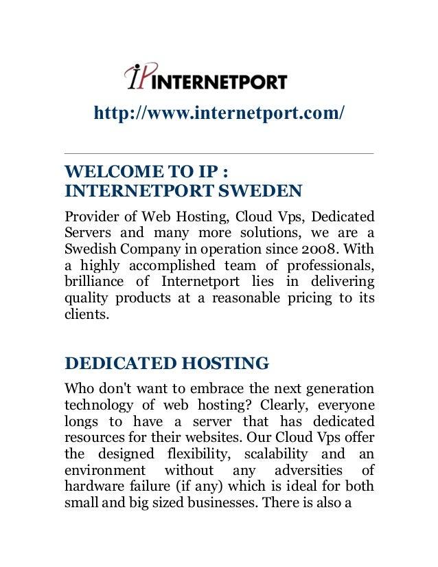 internetport