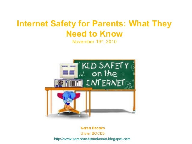 Parents Internet Safety Internet Safety For Parents