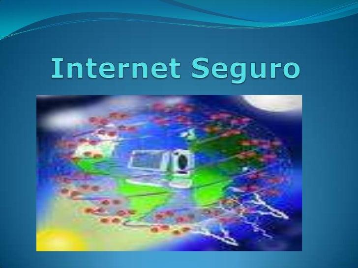 Internet Seguro<br />