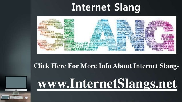internet slang table - DriverLayer Search Engine