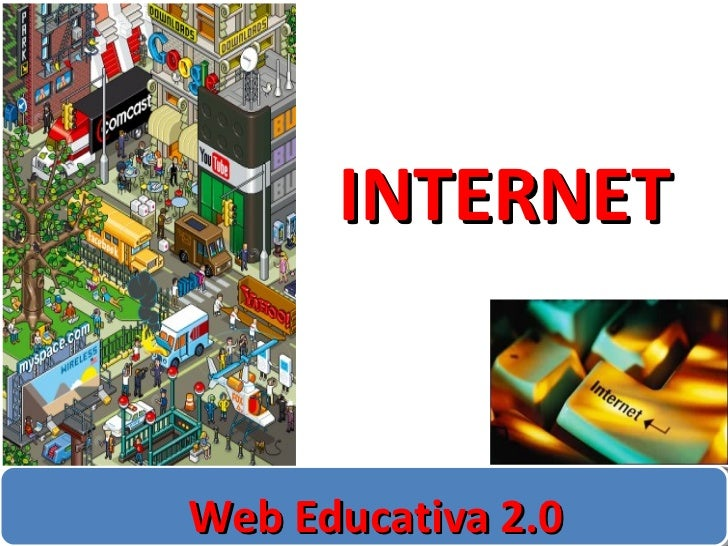 Internet web educativa