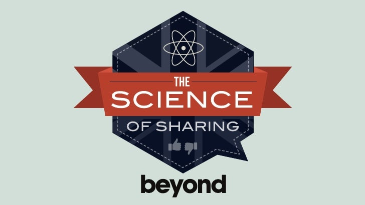 Beyond's Presentation at Internet World on Science of Sharing #bynd