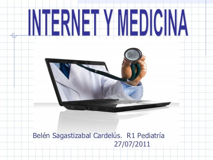 Internet y pediatría