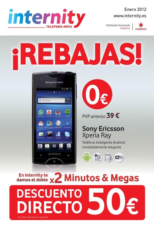 Enero 2012                                             www.internity.es¡REBAJAS!     0€                                   ...