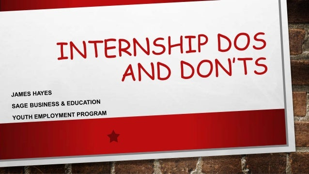 WHY INTERNSHIPS? • TEENAGE UNEMPLOYMENT RATE • 35%  • UNEMPLOYED OR UNDEREMPLOYED COLLEGE STUDENTS  • 54%  • COLLEGE AND C...