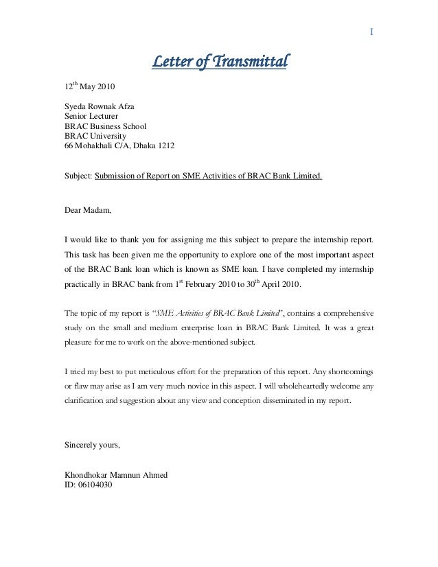 report on brac bank Brac bank ltd is considered the market leader within small and medium sized  enterprise (sme) financing in bangladesh 60 million enterprises are believed.