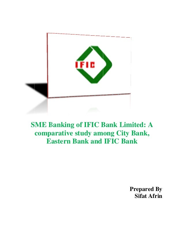 Internship report on sme banking of ific bank limited by lecturesheets & lecturesheet.com
