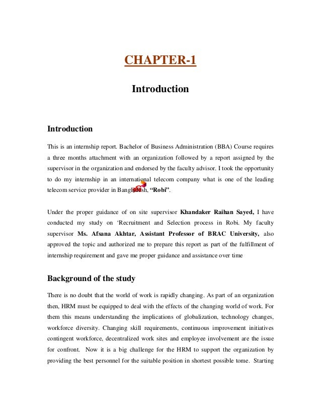 hospitality training report chapter 1 introduction The benefits and challenges hospitality  the benefits and challenges hospitality management students experience by  chapter 1 introduction.