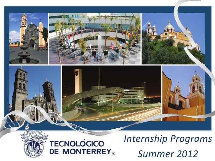 Sustainable Development Projects in Campus Puebla                       Internship Programs               ...