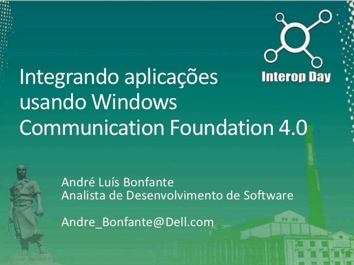 Interop day wcf_presentation