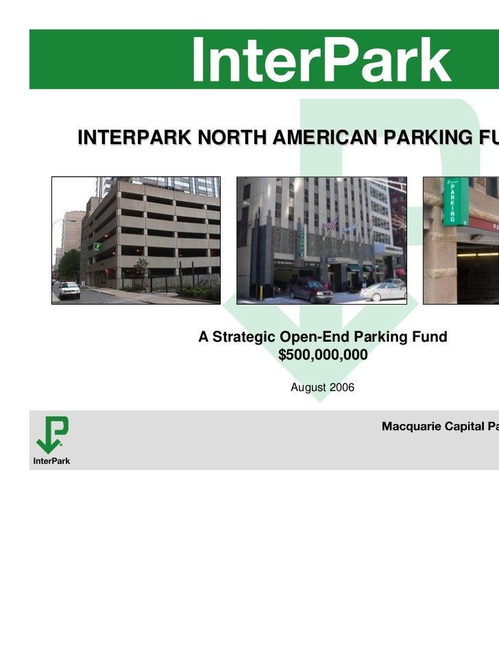 InterPark PPT