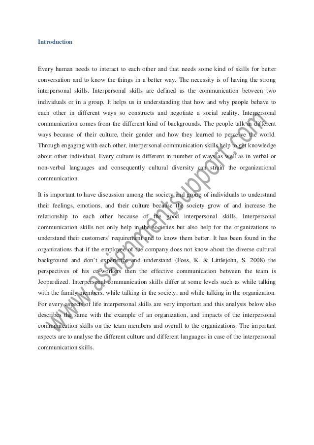 marketing communications reflection essay example   essay for youcommunication skills reflection essay apa