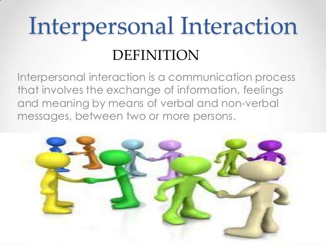 definition of interpersonal communication essay A subtler example would be an argument over the definition of interpersonal / small-scale communication org/essay/interpersonal-communication.