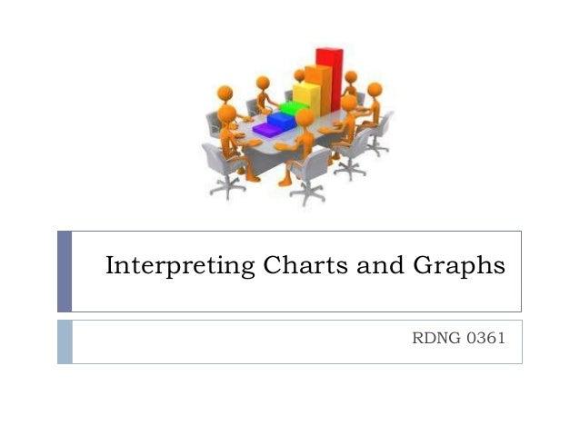 Interpreting charts and graphs
