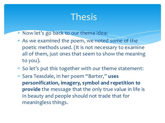 interpreting a poem essay How do you interpret this pattern so that your reader will understand the book, essay, poem, speech, etc better what philosophical, moral, ethical, etc ideas is the author advocating or opposing what are the consequences of accepting the author's argument explain how the work functions as a piece of rhetoric--how.
