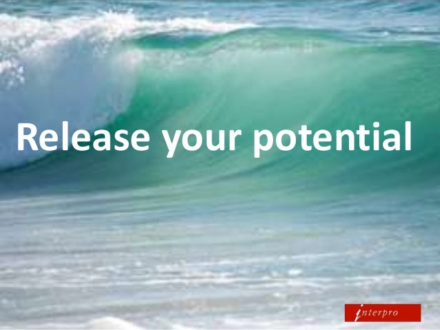 Interpro - release your potential... join us!