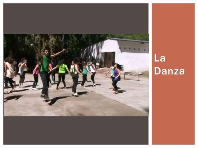 La Danza INTERVENCIONES URBANAS