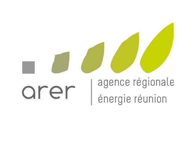 Enjeux du stockage d'énergieà La RéunionLe maillon essentiel pour parvenir àl'autonomie énergétiqueDominique GrondinChef d...