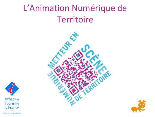 Présentation des partenariats ANT en région Poitou Charentes