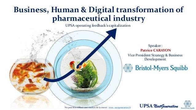 Digital et newbusiness model : beyond the pill - Patrice CARAYON - PharmaSuccess 2014
