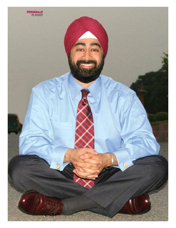 Interview Ravi Singh/ entrevista