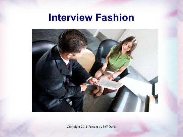Interview Fashion