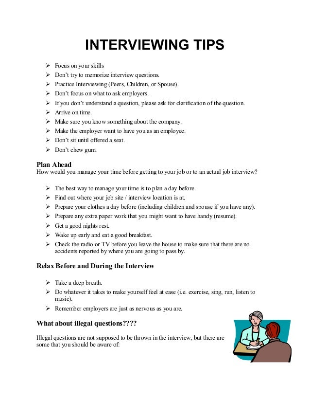 interview checklist - Interview Checklist For Employer Interview Checklist And Guide For Employers