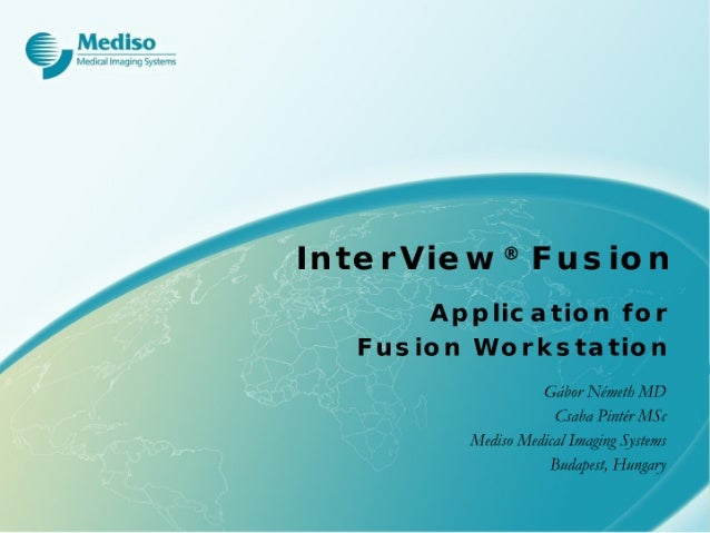 Inter View Featuring Modality Fusion