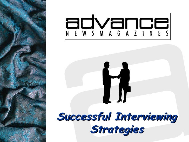 Successful Interviewing Strategies for Nurses
