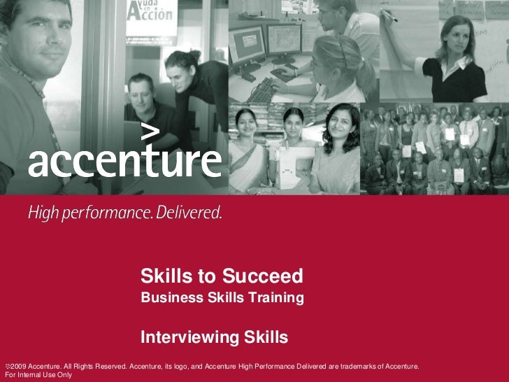 Skills to Succeed<br />Business Skills Training<br />Interviewing Skills<br />