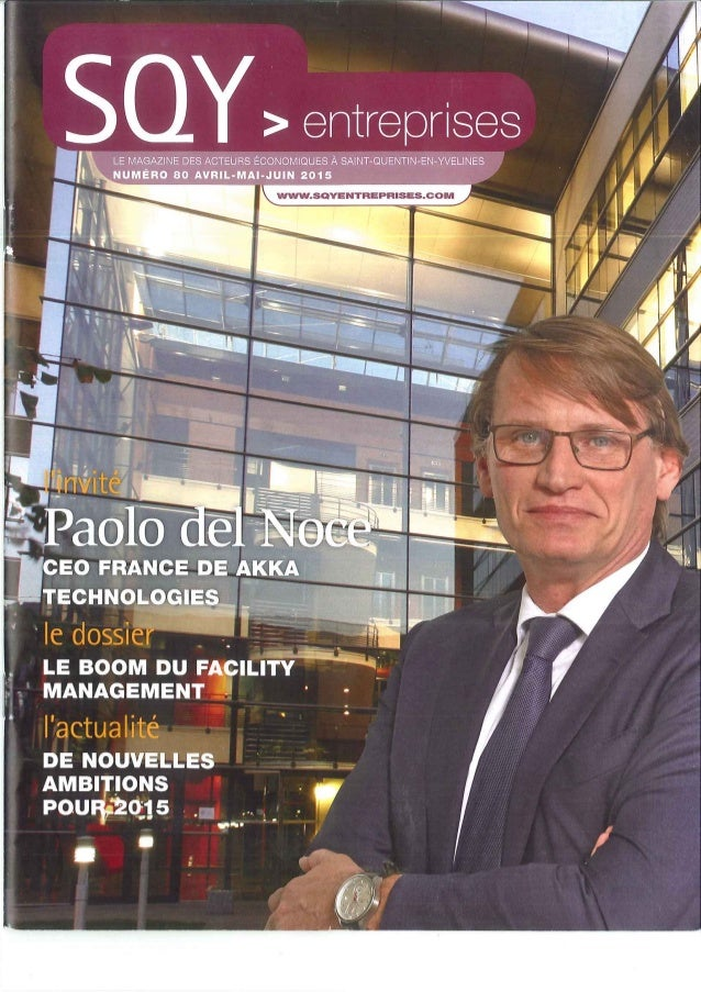 Interview m delagarde   byes et arseg -sqy entreprises 04 2015