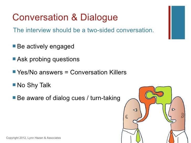 conversations essays
