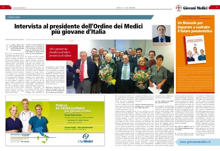 14                www.giovanemedico.it                                                                                    ...