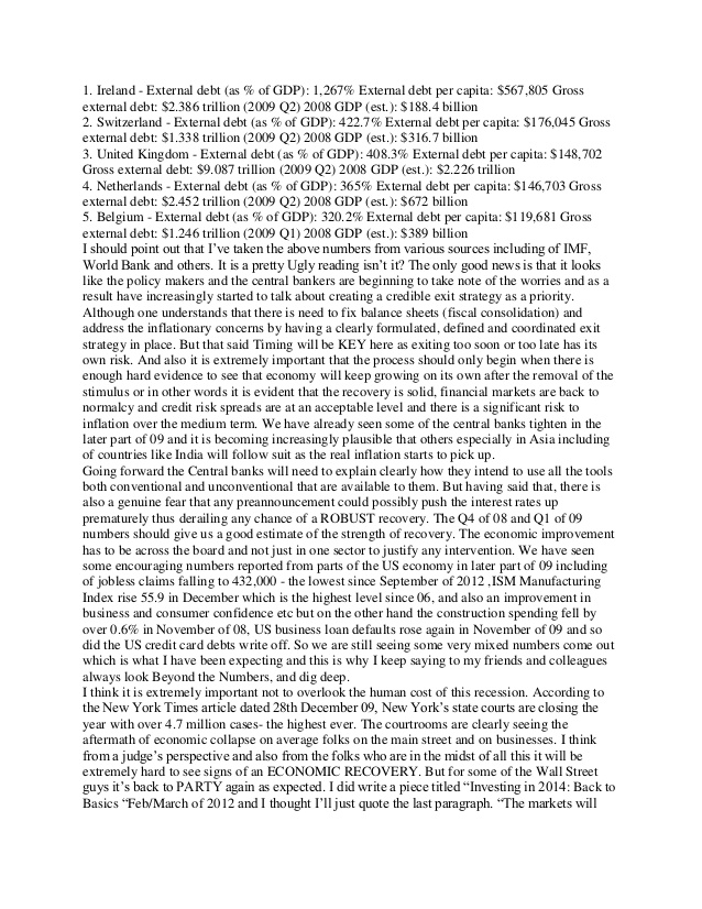 int report