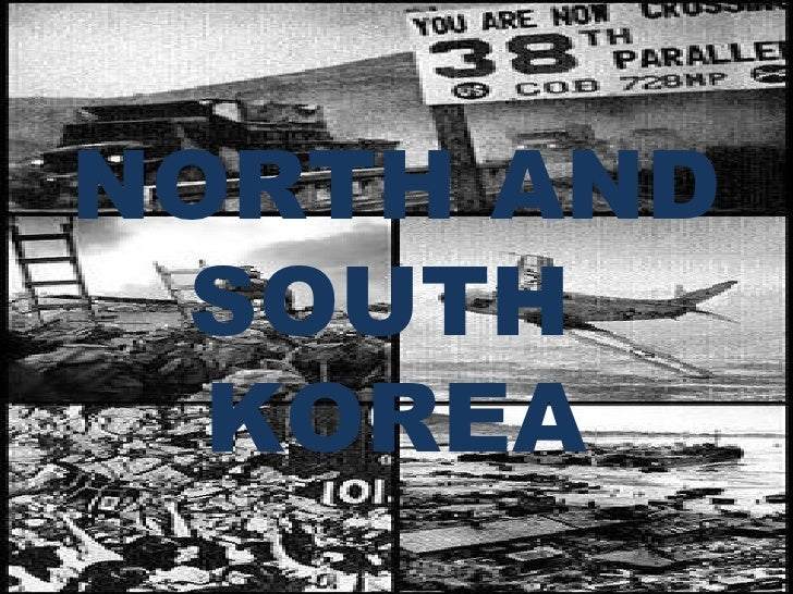 Dispute Between North and South Korea