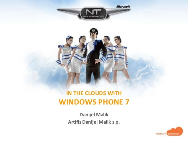 In the Clouds with Windows Phone 7