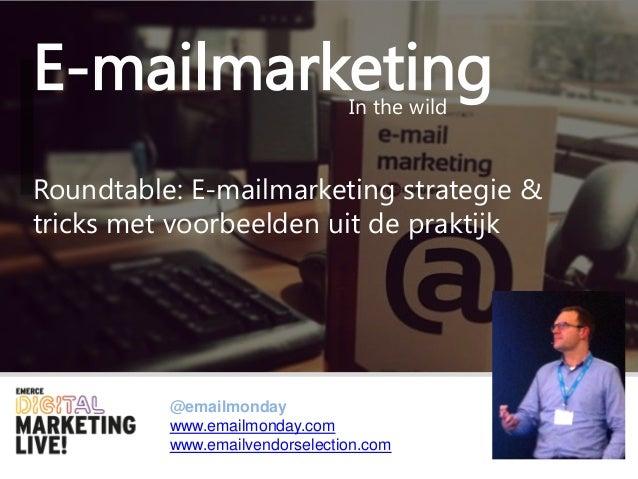 Roundtable Emailmarketing Digital Marketing Live