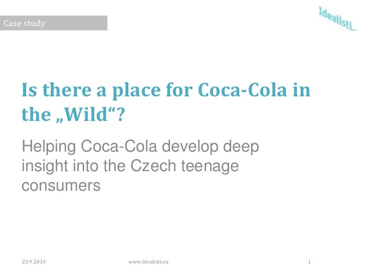 In to the Wild, Coca-Cola