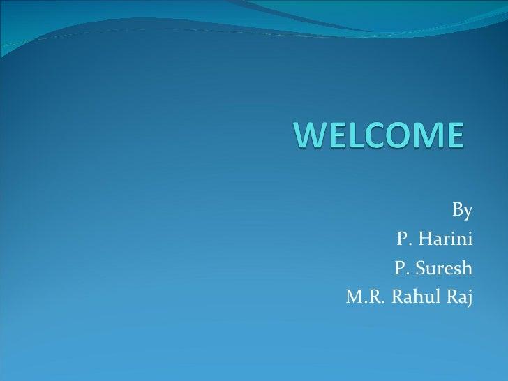 Intranet Mailing System Rahul Raj