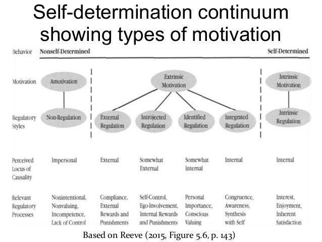 paper self determination