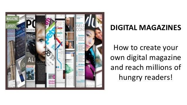 Digital Magazines For Tablets
