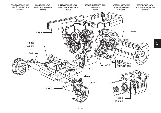 3930 Ford Tractor Steering Parts on case ih wiring diagrams